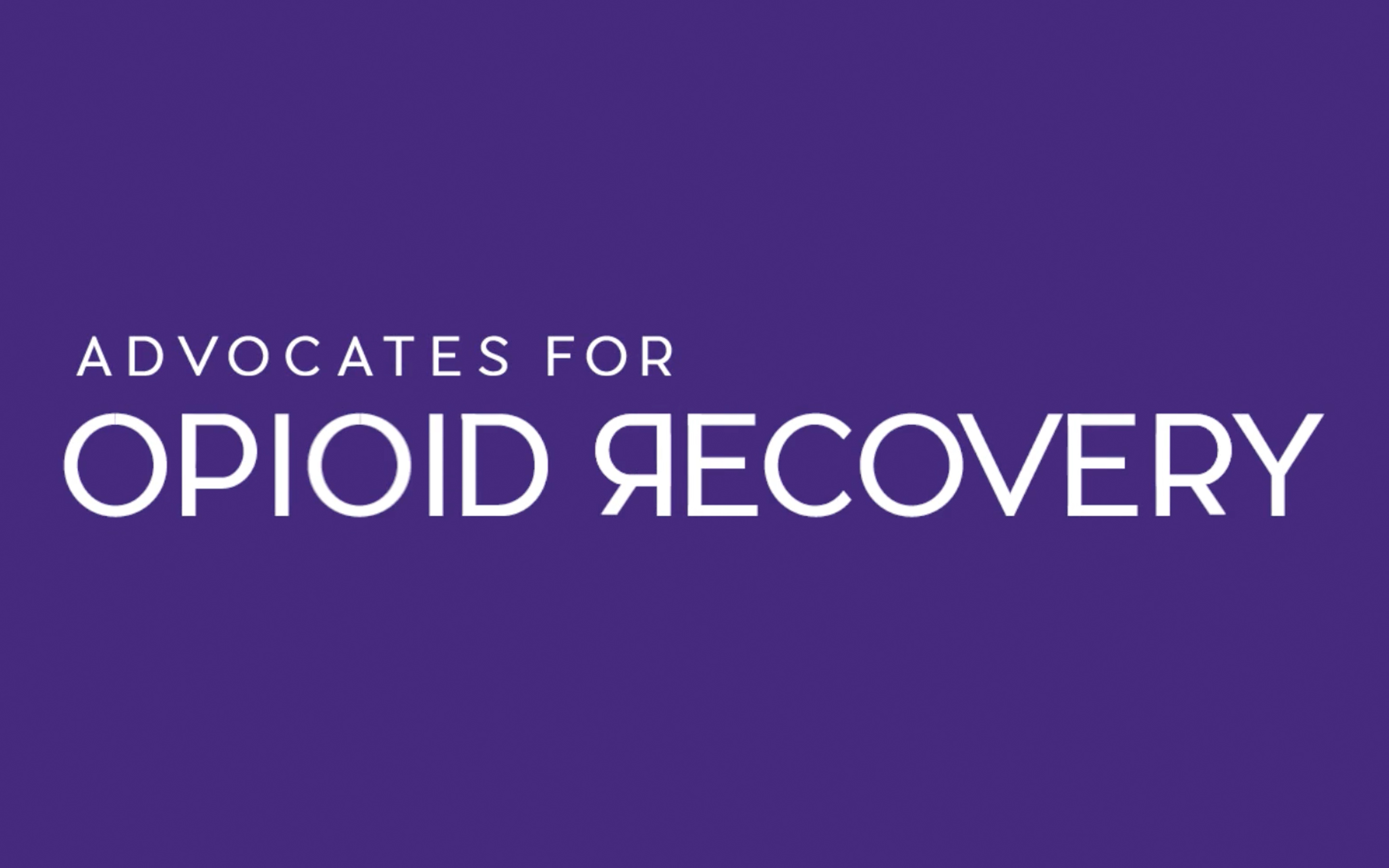 Advocates for Opioid Recovery